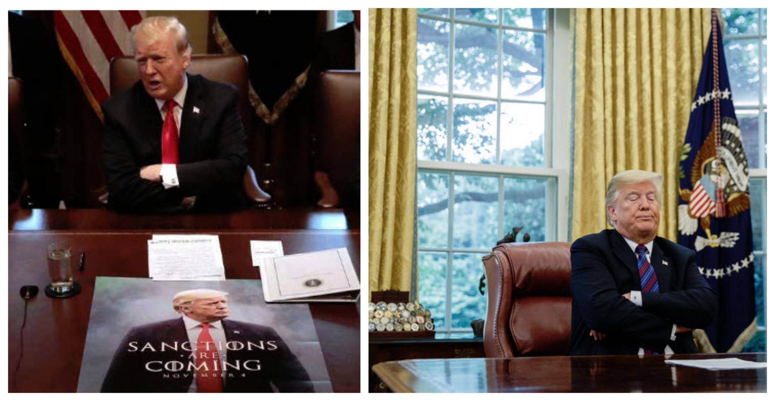 Donald Trump - vrh zveze NATO 2018