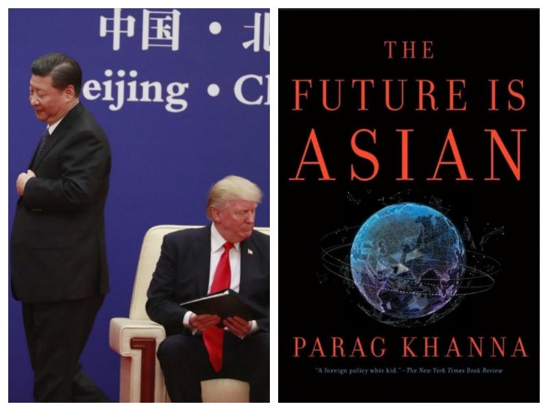Trump in Xi