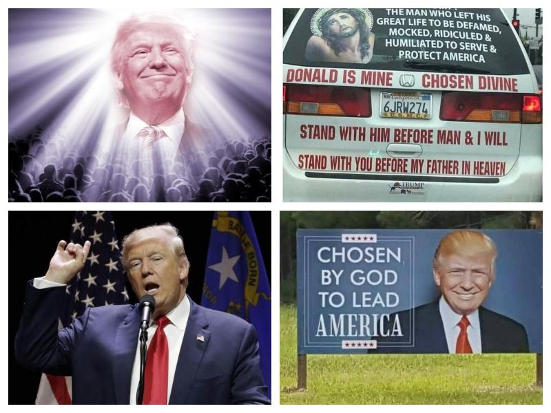 Trump - izbran od Boga