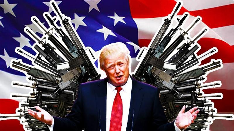 Trump - puške