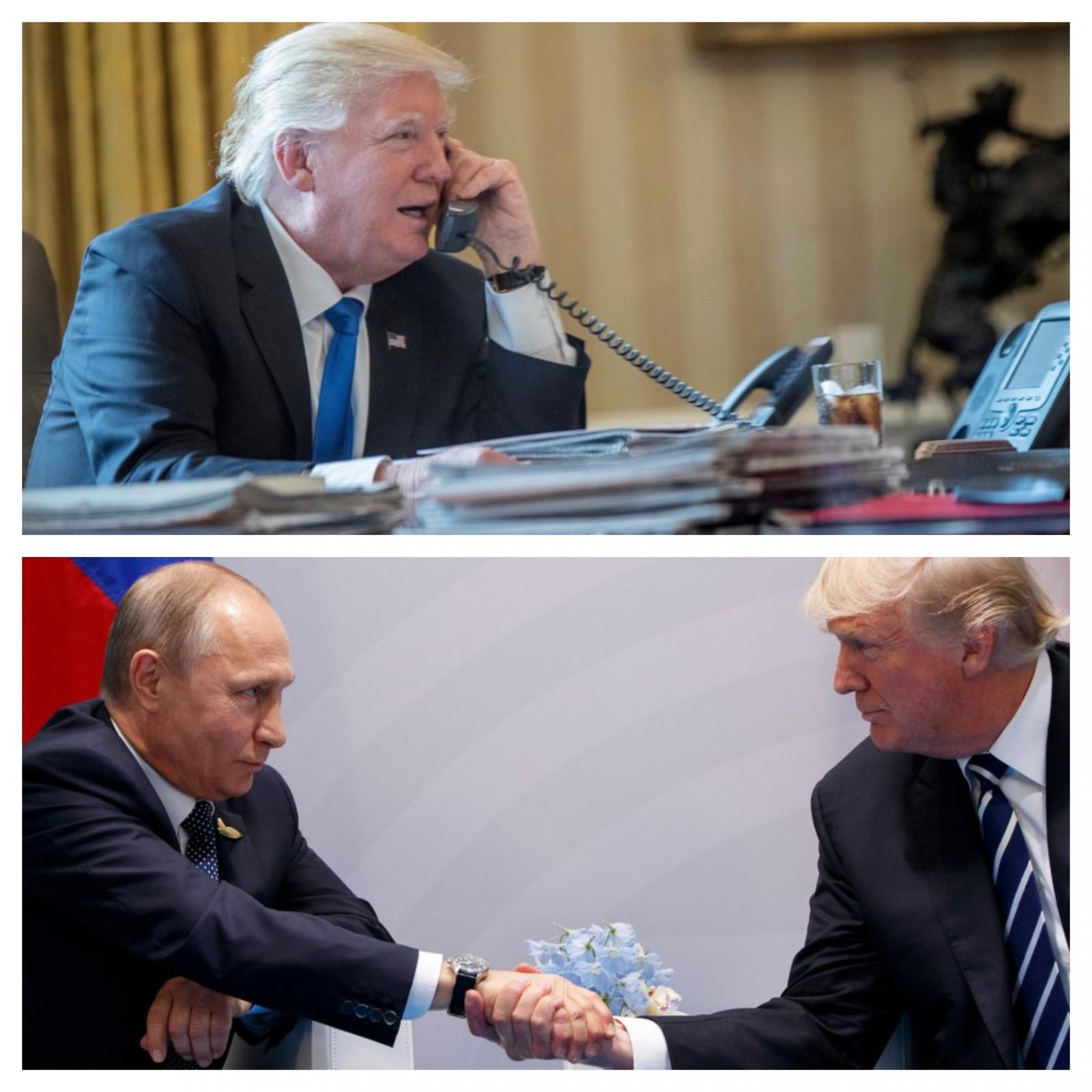 Putin in Trump