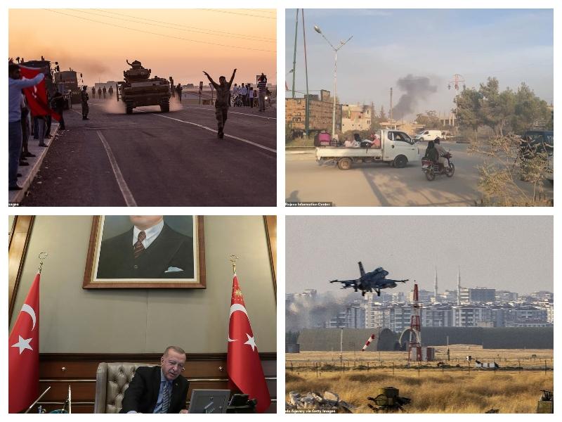 Turčija - invazija