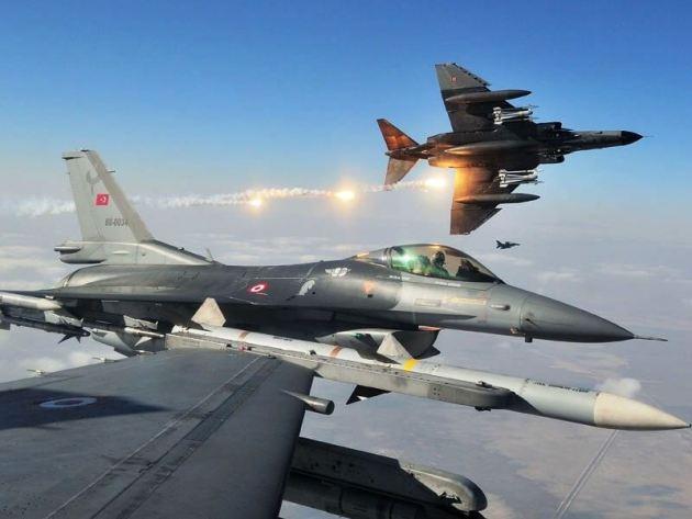 F-16 Turčije