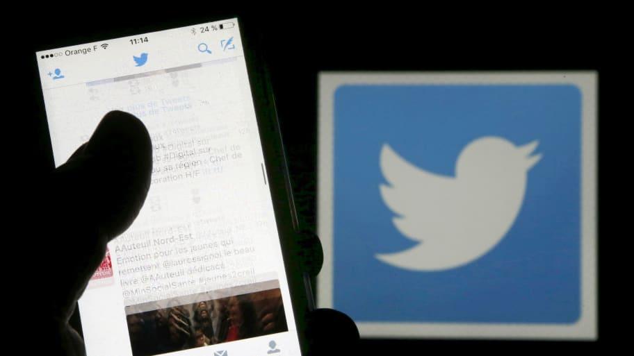 Twitter - pošiljanje sporočila