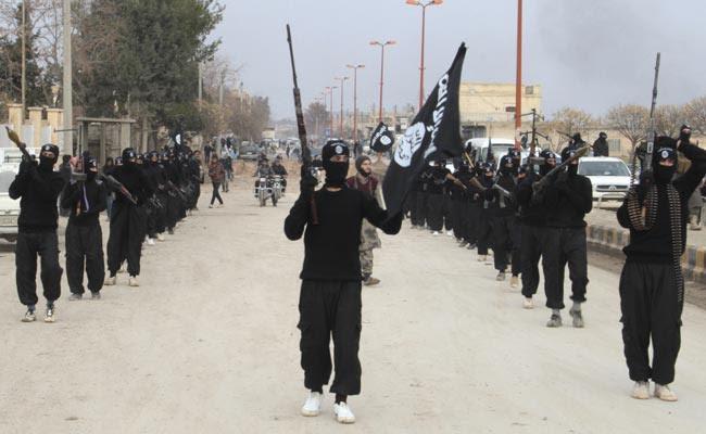 vojščaki ISIS-a