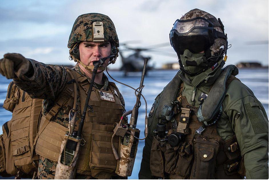 NATO vojakinje