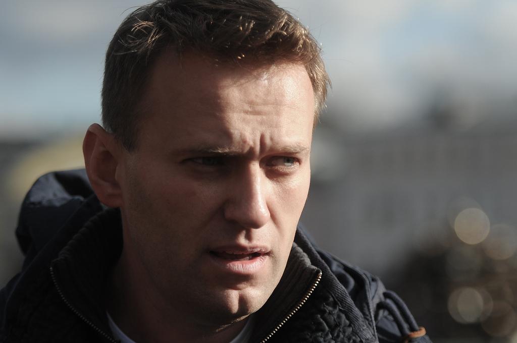 Aleksej Navalni, foto: Wikimedia