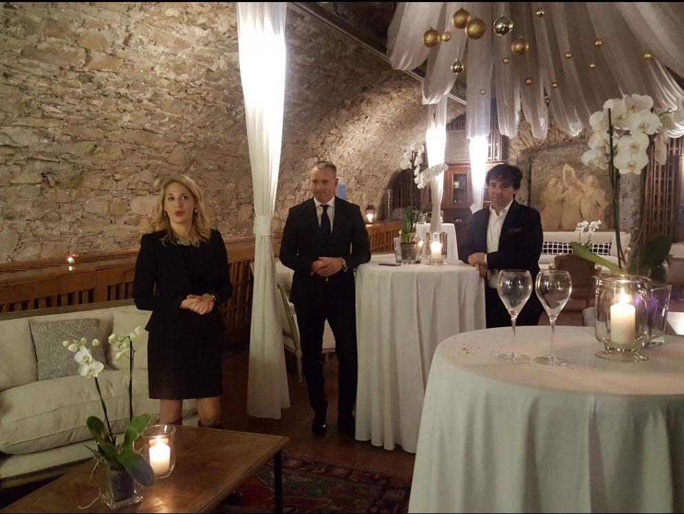 BASS - Srbsko-slovenski poslovni klub