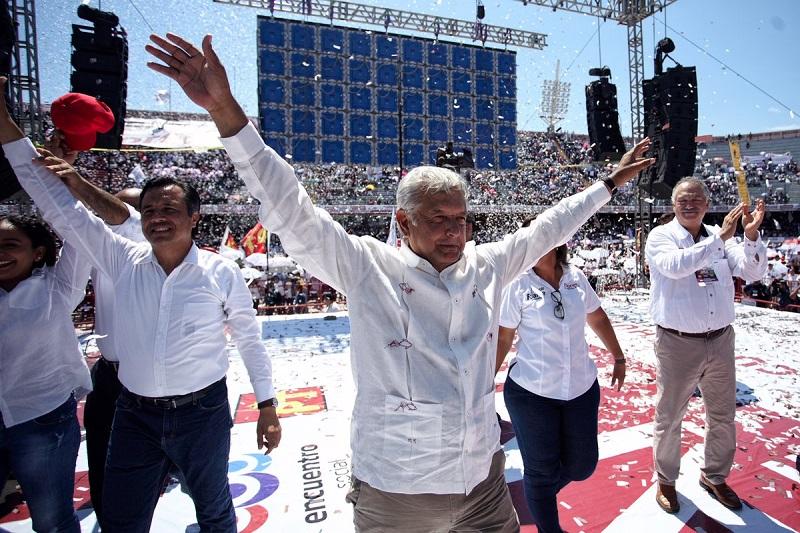 Predsednik Mehike Andrés Manuel López Obrador foto: Twitter