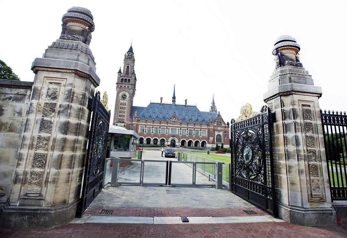 Arbitražno sodišče - Haag