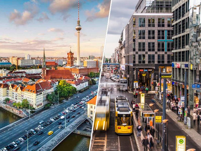 Berlin stanovanja