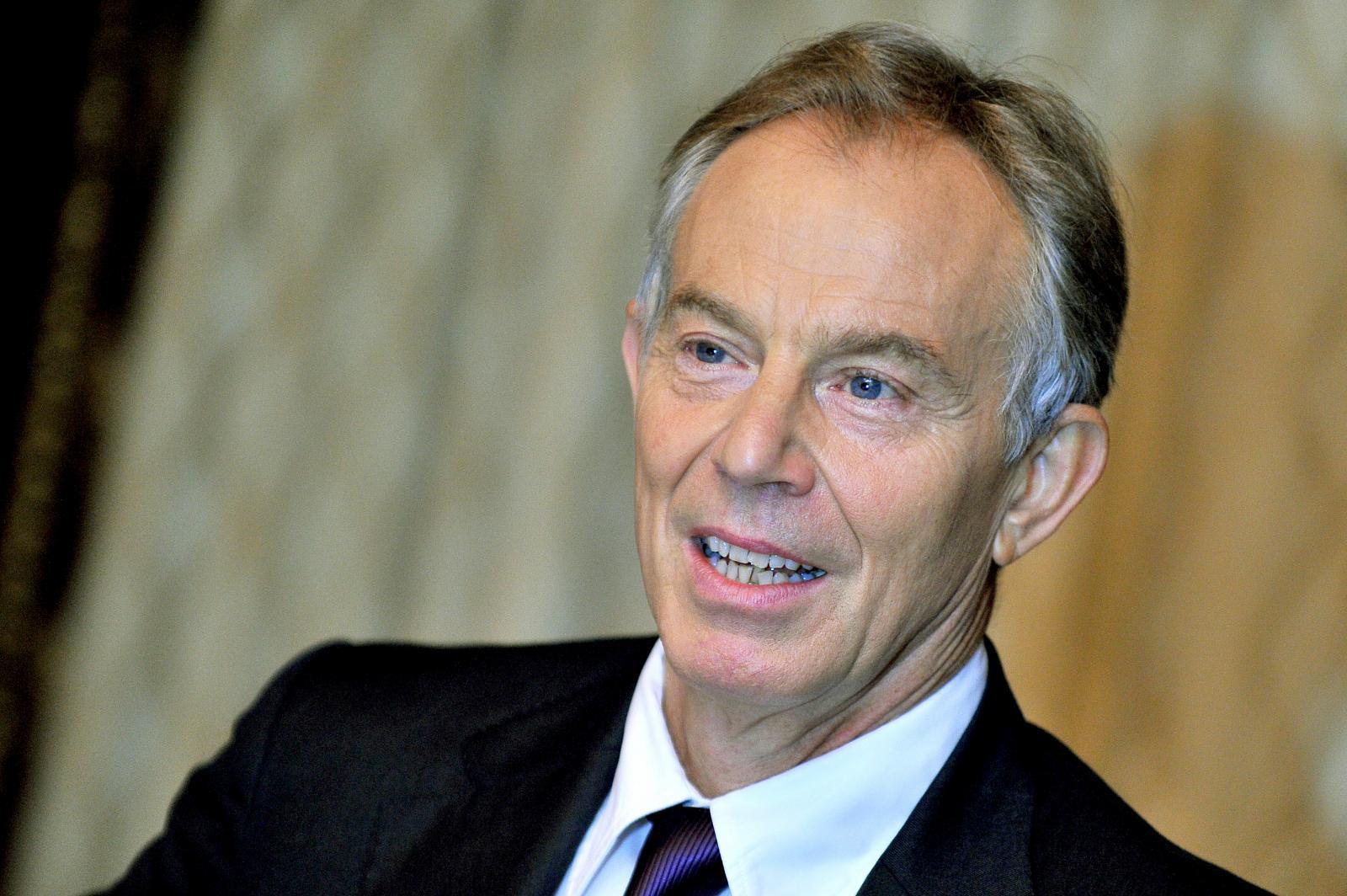 Tony Blair je v Veliki Britaniji nedolžen. Foto: STA foto