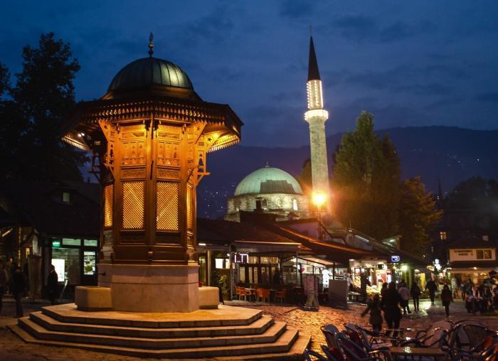 Bosna in Hercegovina, Sarajevo