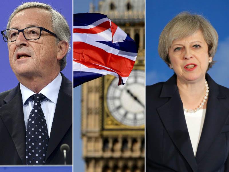Brexit EU in VB