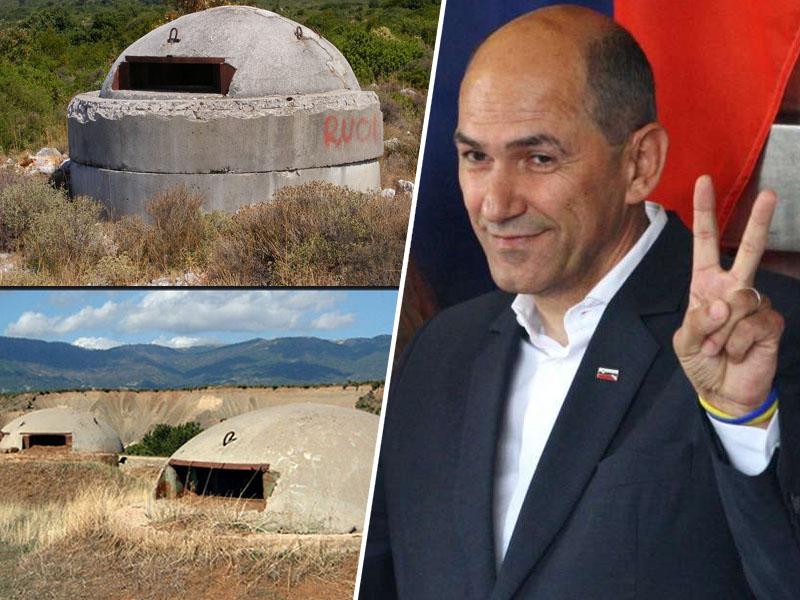 Bunker Janša