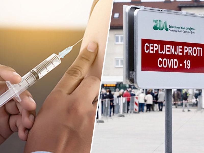 Cepljenje v Ljubljani