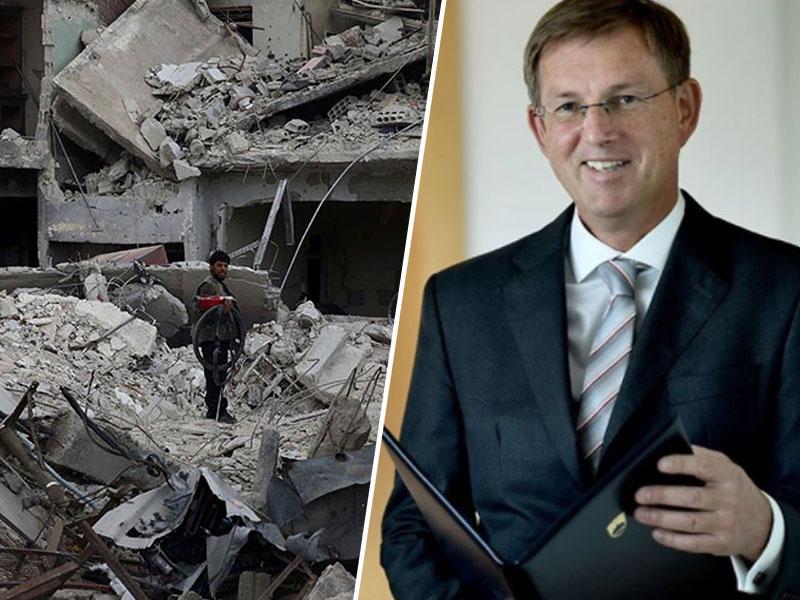 Cerar podpira napad na Sirijo