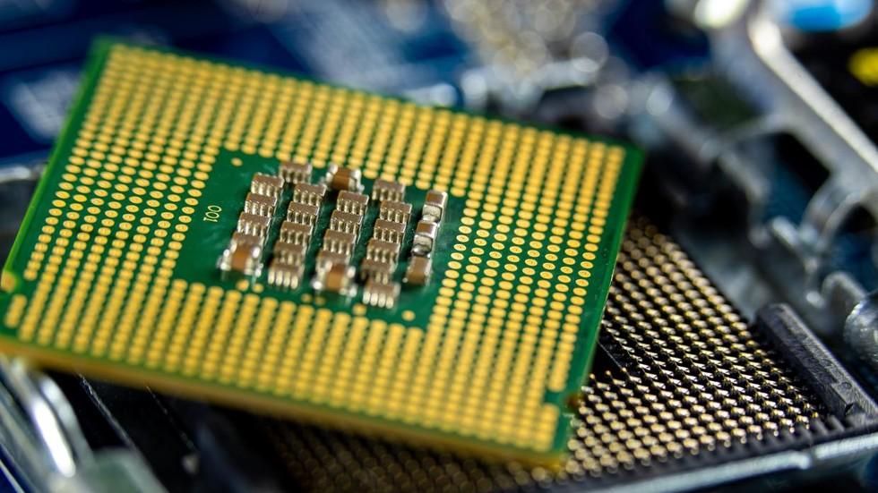Polprevodniški čip