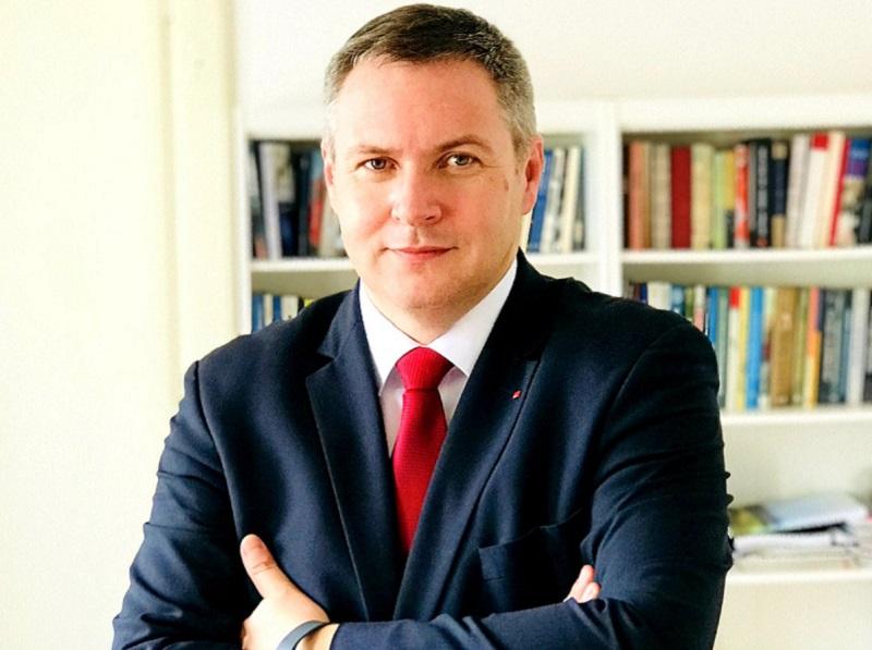 Dejan Židan predsednik stranke SD, foto: Twitter