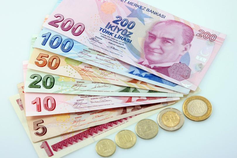Turška Lira