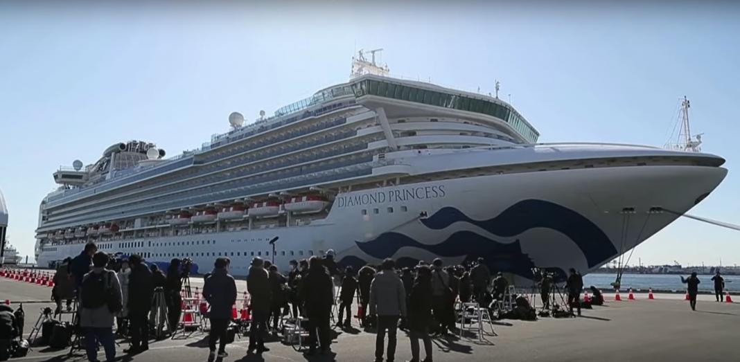 Diamond Princess - ladja z okuženimi potniki