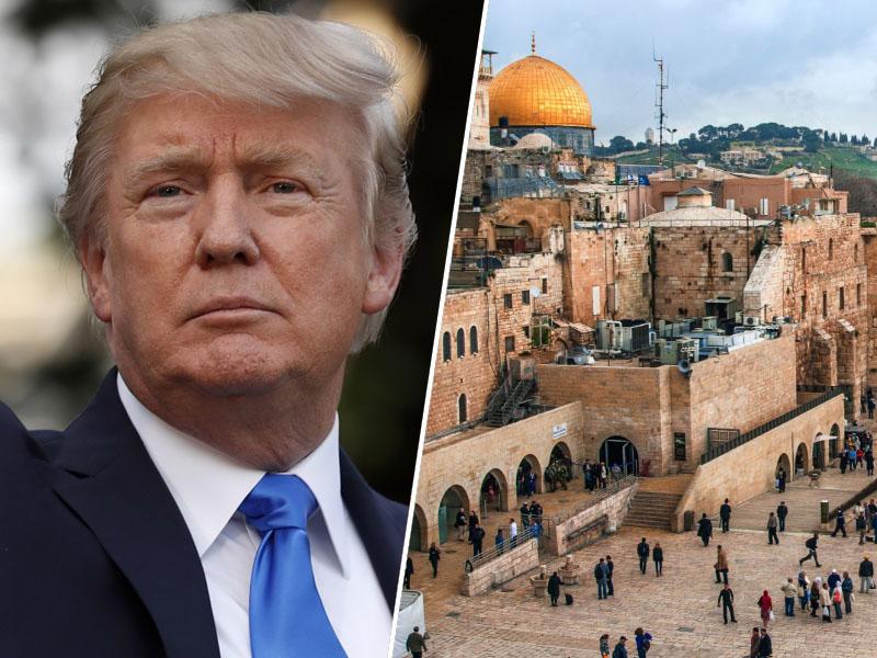 Donald Trump / Jeruzalem