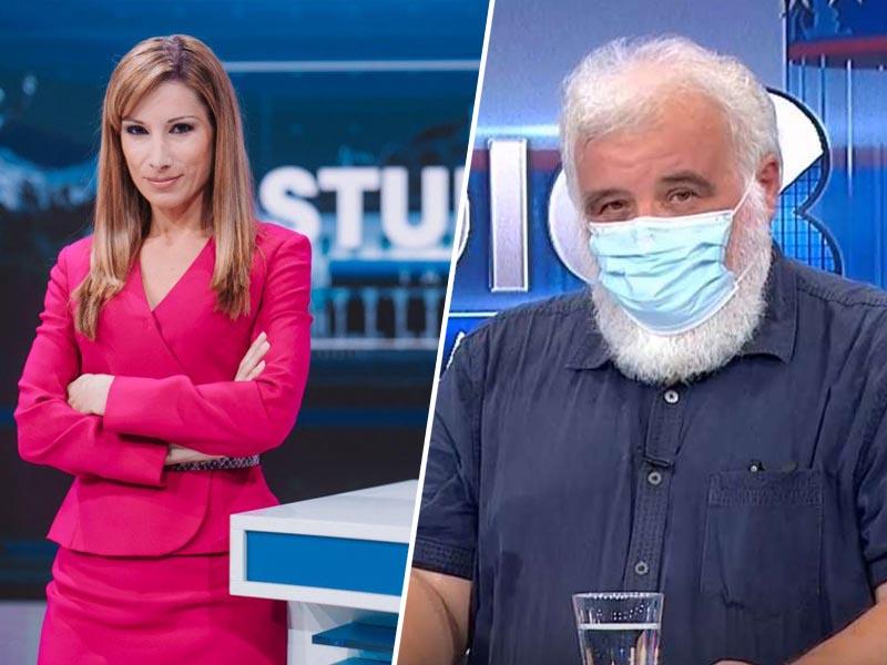 Erika Žnidaršič in Milan Krek