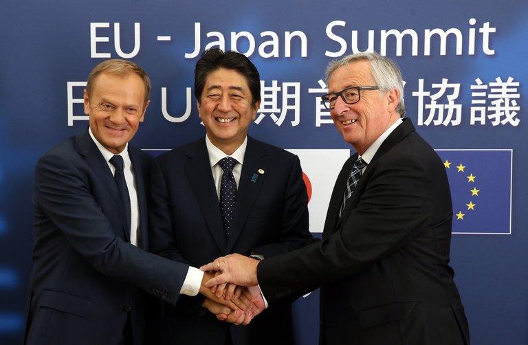 EU Japonska