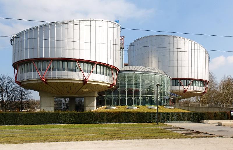 Evropsko sodišče za človekove pravice v Strasbourgu, foto: Wikipedia