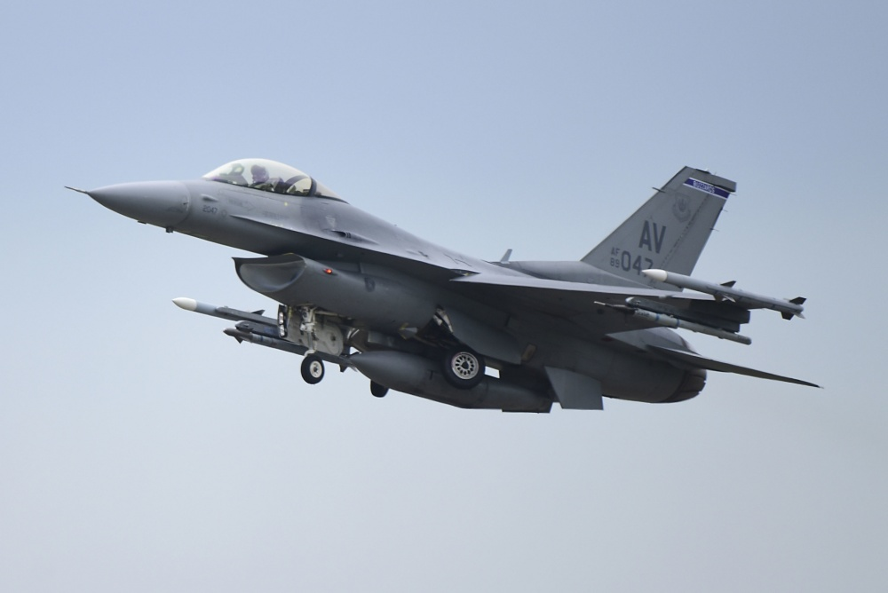 Ameriški F-16, Aviano