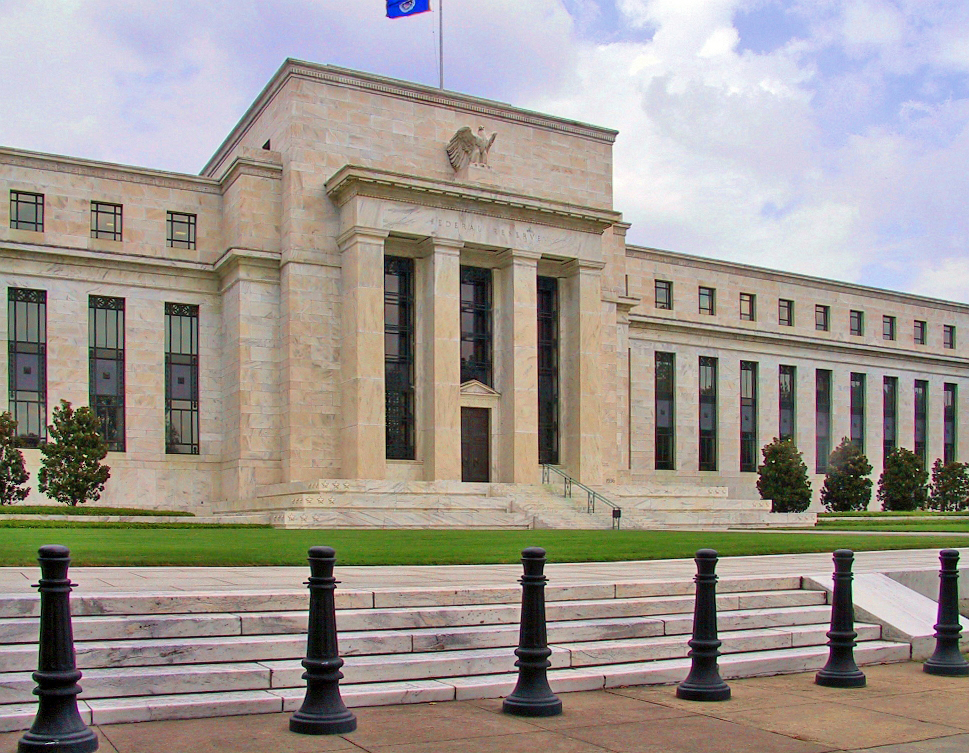 Federal Reserve, ameriška zvezna banka