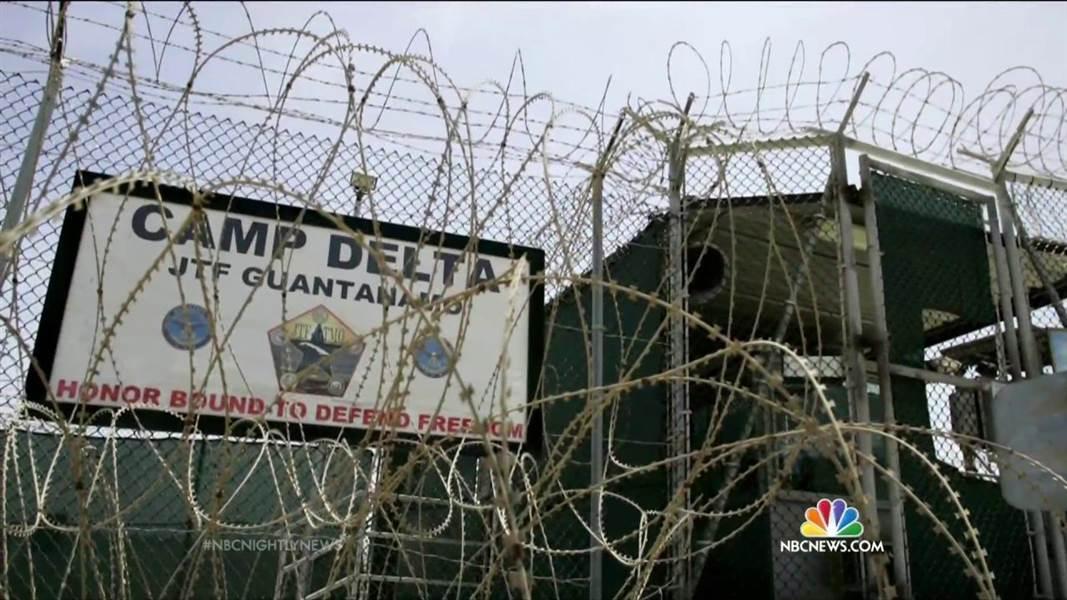 Guantanamo, foto: NBC