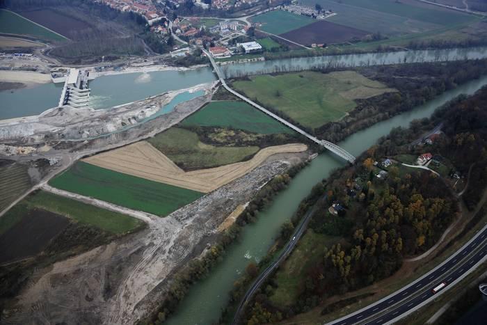 Hidroelektrarna Brežice