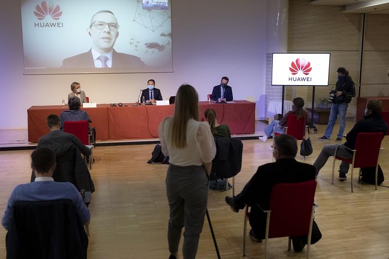 Huawei v Ljubljani