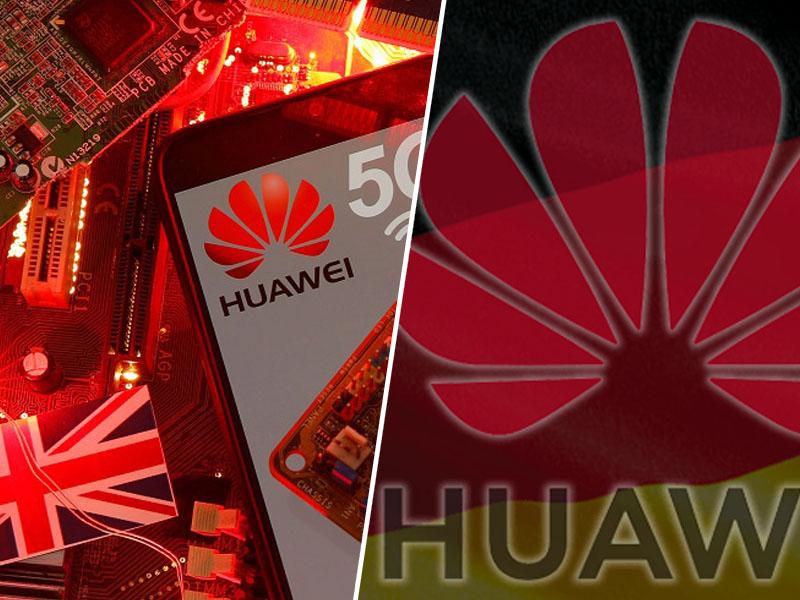 Huawei v Nemčiji