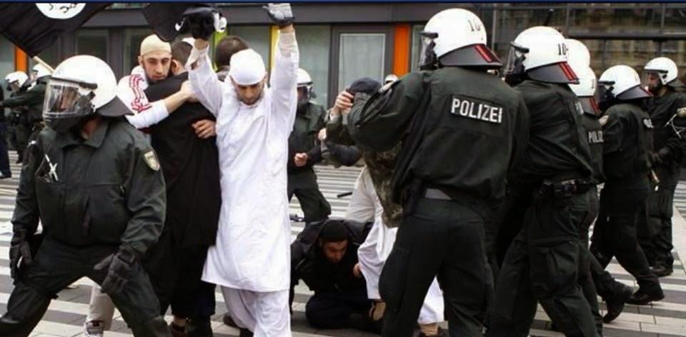 ISIS Nemčija