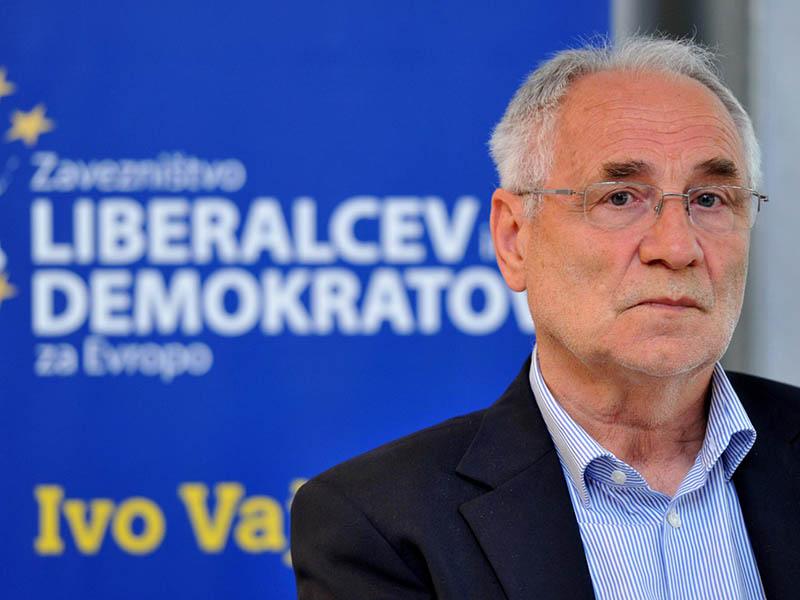 Ivo Vajgl EU poslanec