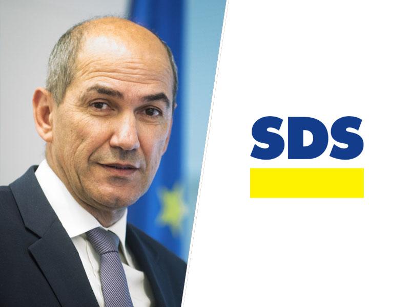 Janez Janša / SDS