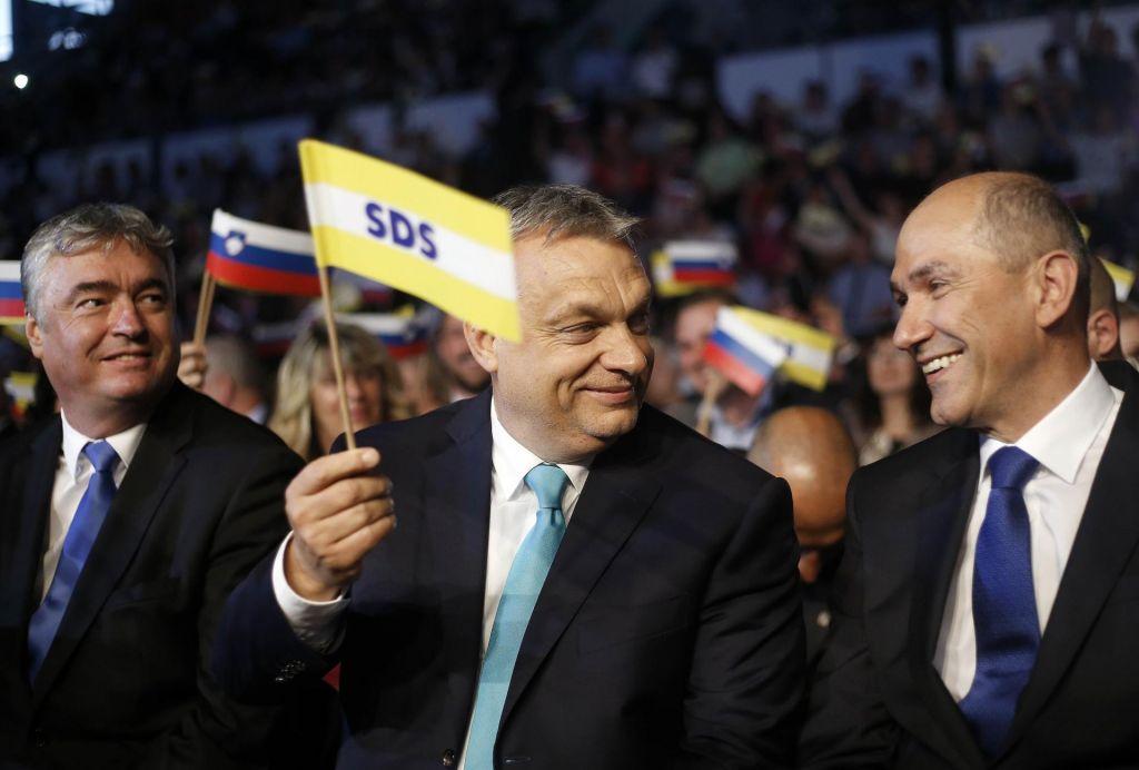 Orban in Janša po skupni poti?