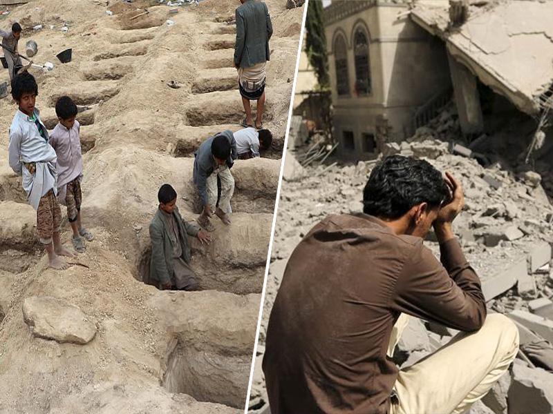 Jemen - žrtve