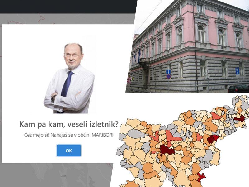 Jelko Kacin - opozorilo ob prehodu meja občin