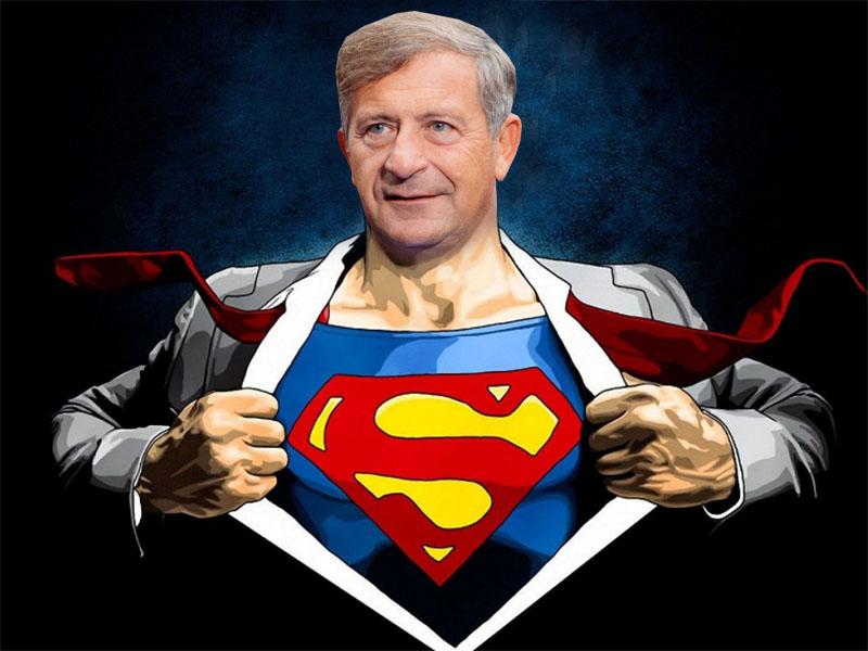 Karl Erjavec / Superman