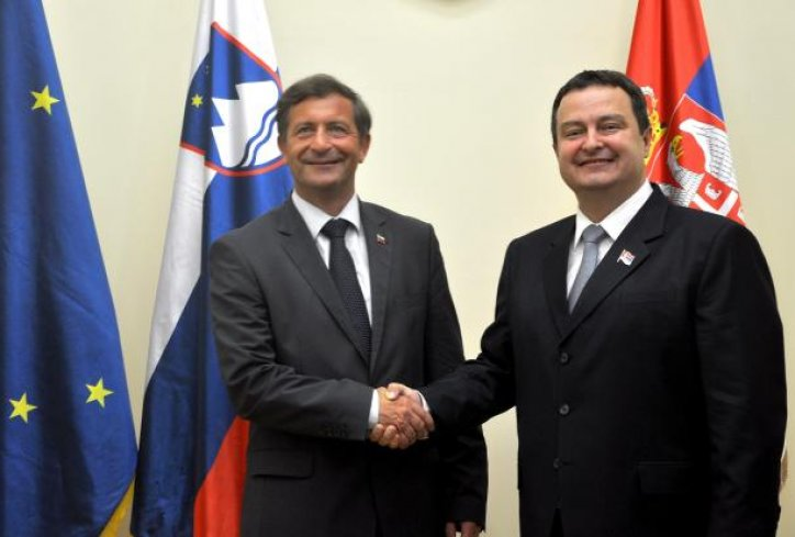 Karel Erjavec in Ivica Dačić, foto: Kurir