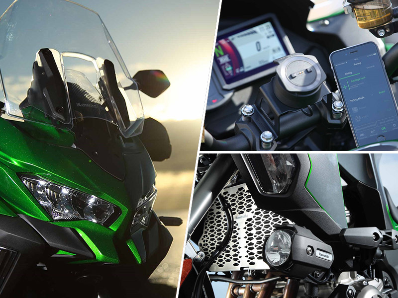 Kawasaki VERSYS 100 SE