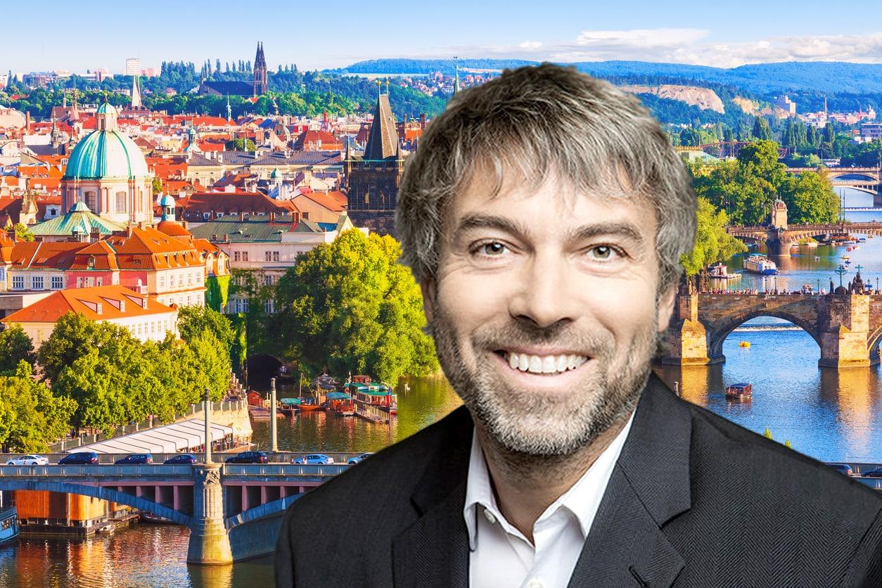 Petr Kellner, Praga