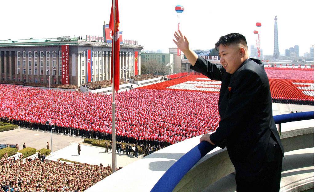 Severnokorejski vodja Kim Jong-un, foto: Flickr