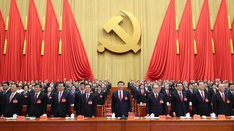 Kitajska partija - Politbiro