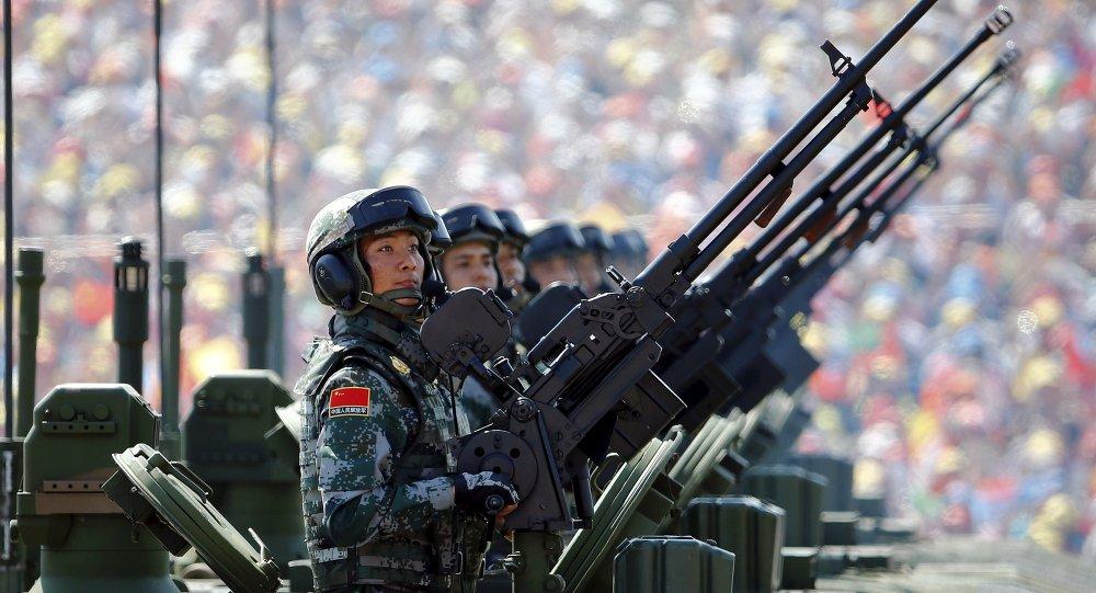Kitajska kopenska vojska