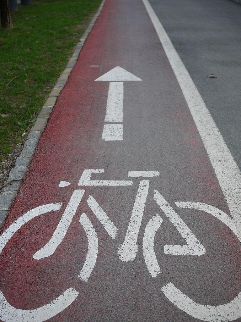 Kolesarska pot, kolesarstvo, kolo, cesta