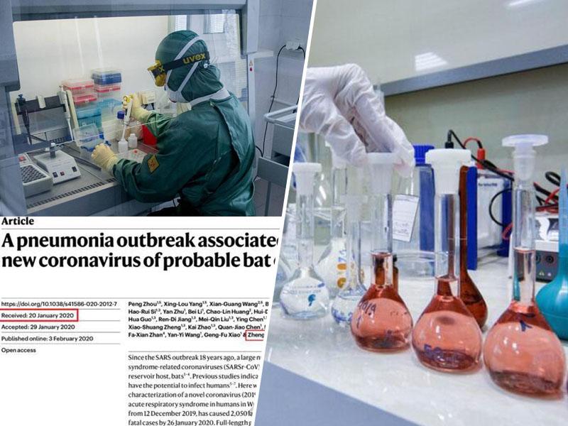 Koronavirus - preizkusi v laboratoriju, ki so se morda ponesrečili?